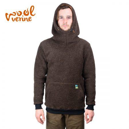 Wool Hoody