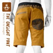 onsight Short Brown Back1