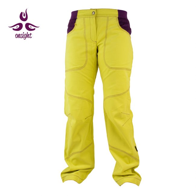 onsight Girl Yellow Purple Front