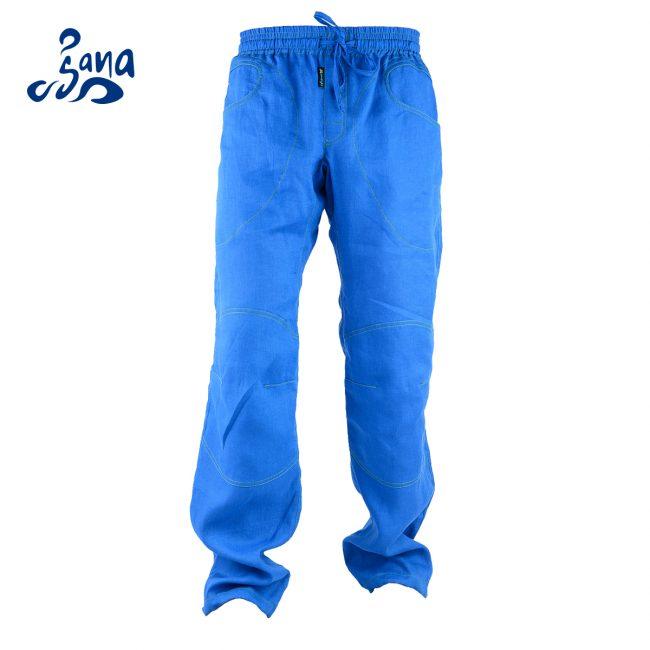 Sana Long Pant Blue Front