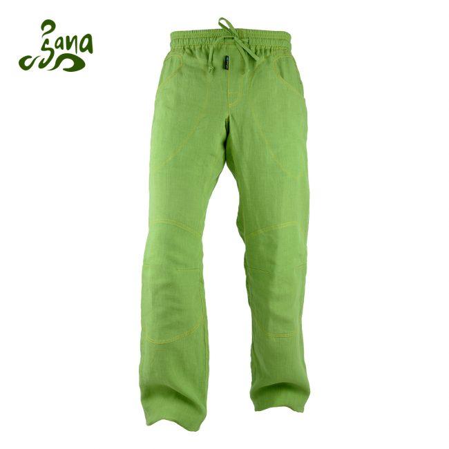 Sana Long Pant Green Front