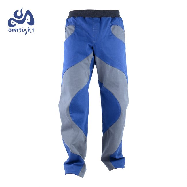 omsight Man Blue Gray Front