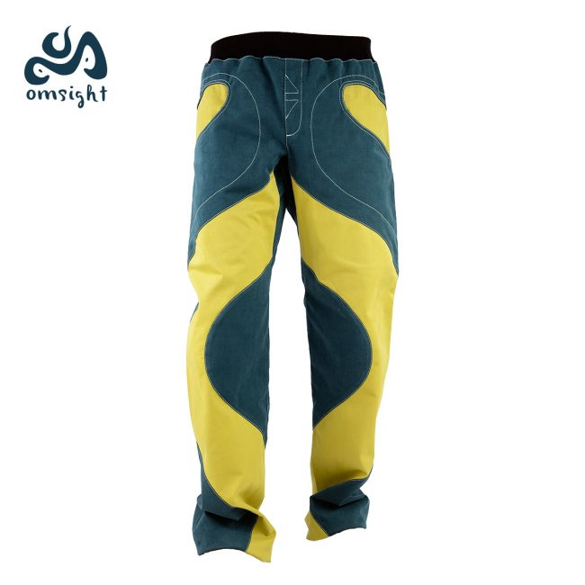 omsight Man Green Yellow Front