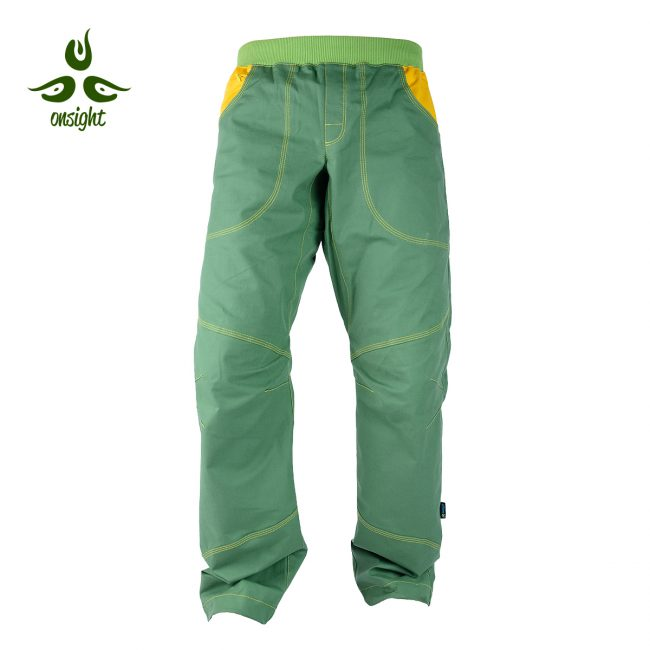 onsight Man Green Yellow Front