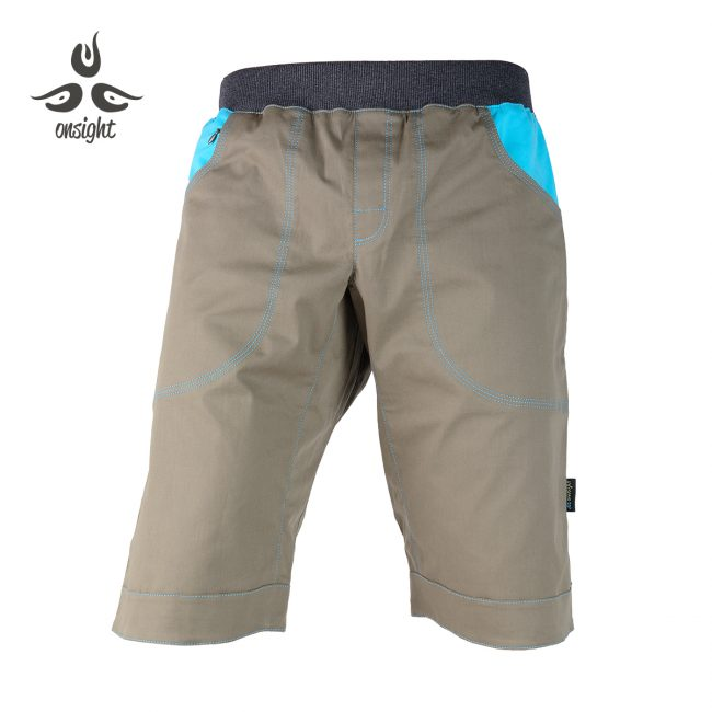 onsight Short blue GunGray Front