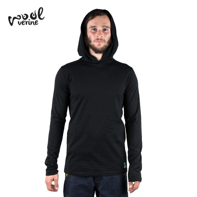 TermoWool Hoody Front