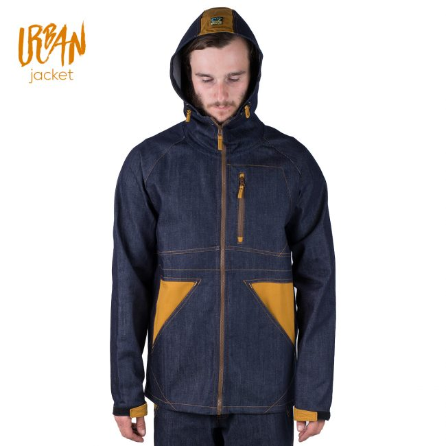 Urban Jacket2 Front