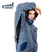 Wool Blue Det