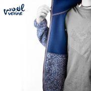 Wool Blue Det3