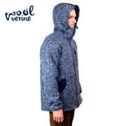 Wool Blue Rear