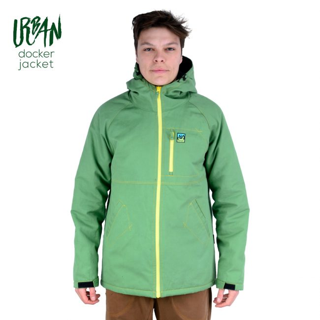 Urban Docker Jacket Front